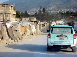 Iniciativa Comunitaria en Haití (2010)