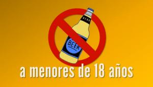 Campaña Barrio Vivo alcohol