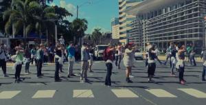 Lanzamiento AAN Flashmob