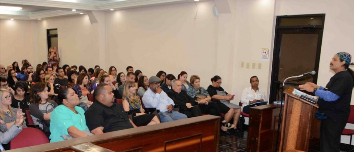 Vargas Vidot instruye la esperanza para las transformaciones