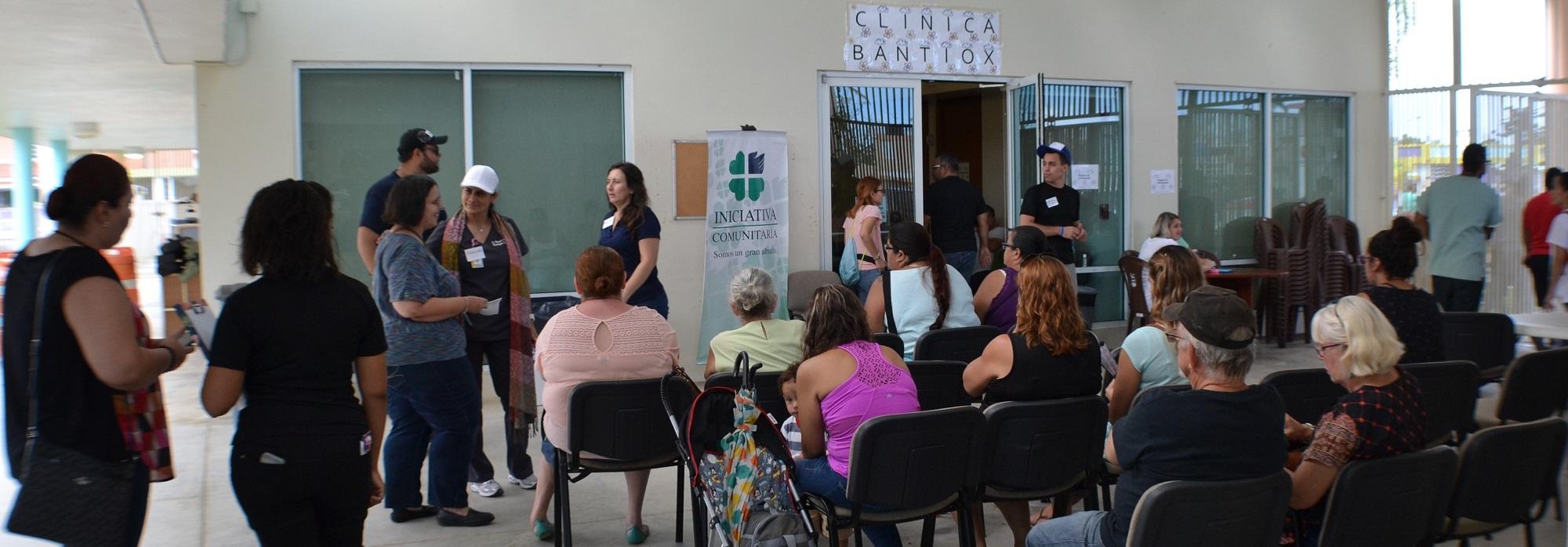 Iniciativa Comunitaria y municipio de Toa Baja crean clínica de salud